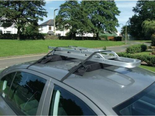 Easy Soft Rack Roof Bars w bag fits Toyota Auris 5 door 2013-2017