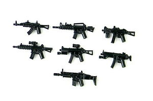 Weapons Pack v3 Custom Guns Army (P18) compatible with toy brick ... dcfe44d410a8