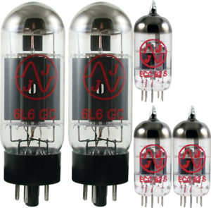 Tube Set - for Fender Hot Rod Deluxe JJ Electronics APEX Matched Power Tubes