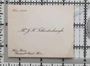 Antique-Calling-Card-Mme-J-H-Fetherstonhaugh-Hove-Dene-Cromwell-Route