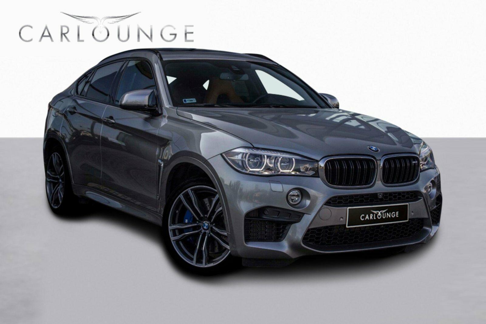 BMW X6 4,4 M xDrive aut. 5d - 8.489 kr.