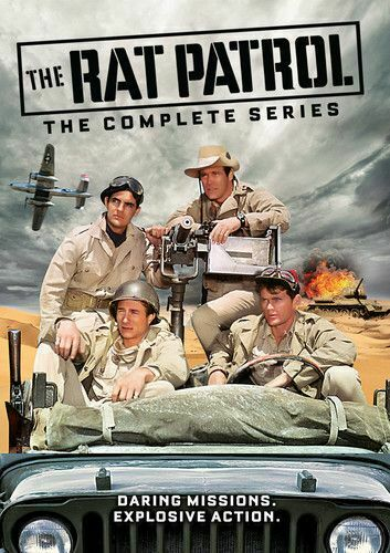 RAT PATROL: THE COMPLETE SERIES NEW DVD
