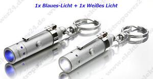 2x-Led-Lenser-Schluesselleuchte-Photonenpumpe-V8-7563-7562-Taschenlampe
