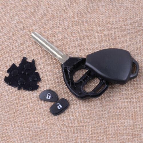Car 2Button Remote Key Shell Case Fit for Toyota Hilux Corolla Yaris RAV4 Camry