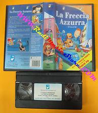 VHS film LA FRECCIA AZZURRA 1997 ALFADEDIS CAv018 DARIO FO CONTE (F117***)no dvd