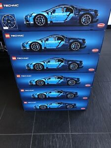 2018 new release bugatti chiron - lego technic 42083