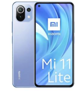 Xiaomi MI 11 Lite Global Version [8GB + 128GB] Snapdragon 732G Blue