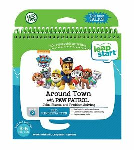 LeapFrog-480203-034-Interactive-Learning-System-Level-2-Paw-Patrol-034-Toy