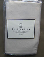 Pottery Barn Natural Fabric Basket Liner Fit Square Utility 100% Cotton Washable