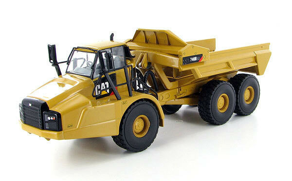 1 50 Norscot Caterpillar Cat 740B EJ Articulated Hauler with Ejector Body 55500