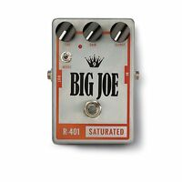 Big Joe Stomp Box Company R-401 Raw Series Saturated Guitar Effect Pedal