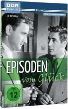 Episoden vom Glück (DDR-TV-Archiv) [2 DVDs]  Neu!