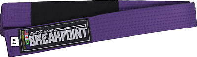 Forceful Break Point Adulto Unisex Bjj Jiu Jitsu Gi Cinturón Sporting Goods Morado Curing Cough And Facilitating Expectoration And Relieving Hoarseness Other Combat Sport Supplies