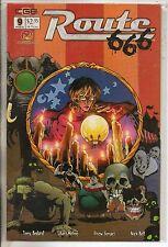 Crossgen Comics Route 666 #9 March 2003 VF+