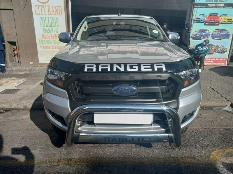 2016 Ford Ranger 2.2 TDCi Base 4x2 D/Cab, Silver with 88000km available now!