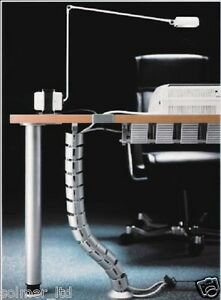 Image Is Loading Vertical Cable Riser For Use With Office Desks