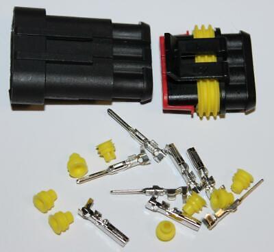 2 Pezzi – Connettore Iso 4 Pin Pce Da Processo Scientifico
