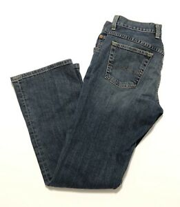 Lucky-Brand-Women-s-Size-8-Jeans-Easy-Rider-Dungarees-Blue-Jeans