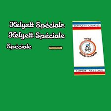Helyett Speciale Bicycle Stickers - Decals - Transfers  n.400