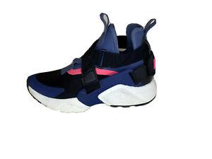 Womens-Nike-Air-Huarache-City-Size-5-Running-Shoes-AH6787-002-Multicolor