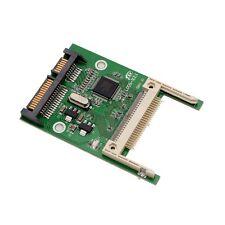 Compact Flash Type I/II CF To 2.5SATA Converter HDD Hard Disk Drive Card Adapter