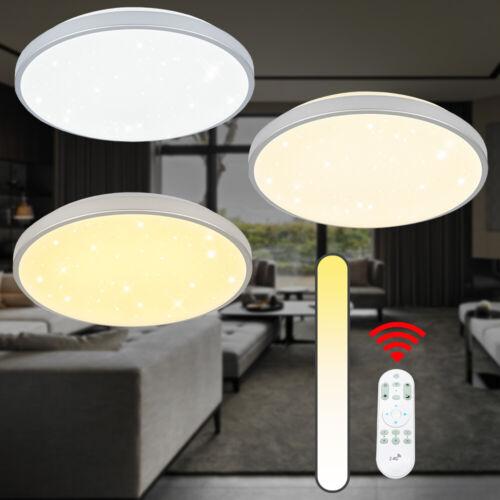 LED Deckenleuchte Deckenlampe 12W-60W Sternenhimmel Wohnzimmer Küche Wandlampe
