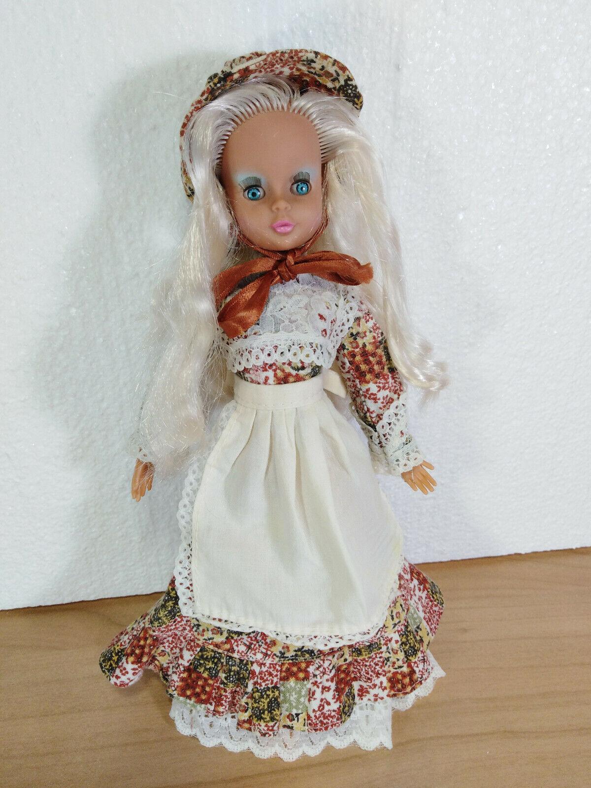 Vintage Doll bibi-bo El Greco made in Greece