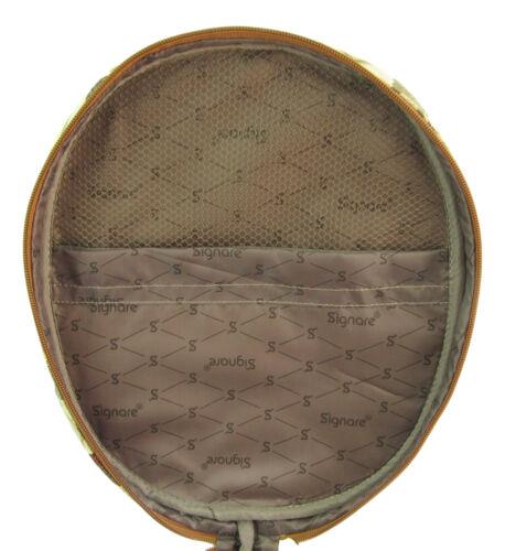 Tapestry Running Horse Riding Helmet Storage Bag Approx 30x28x19cm