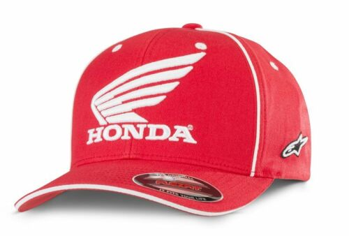 Alpinestars Honda Flexfit Hat Baseball Casual Cap//parapluie chapeau