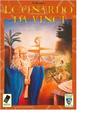 LEONARDO DA VINCI - GIOCO - DAVINCI GAMES