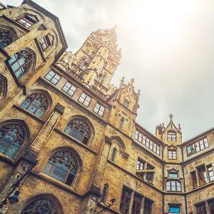 Munich emporterait pour 2 personnes incl. Hôtel & petit-déjeuner + 2 enfants librement  </span>