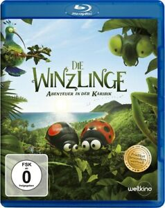 Thomas-Szabo-Die-Winzlinge-Abenteuer-in-der-Karibik-1-Blu-ray