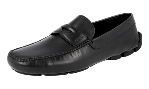 Nuovo Prada 2dd001 Nero Loafer Luxury 43 44 Penny 9 5 5 Shoes 6qaZdYw