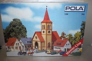 Pola 134 Gebäudebausatz Dorf-Set Masterline Spur H0 OVP