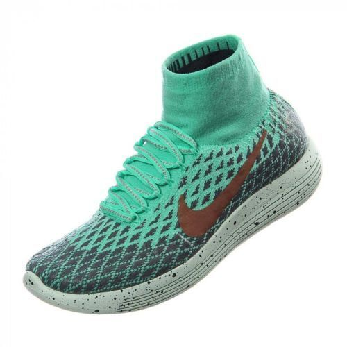 Nike Women's Lunarepic Flyknit Shield Running Shoes  Size 9.5 (CM 26.5)