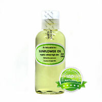 Organic Sunflower Oil High Oleic 2 Oz Up To Gallon Cold Pressed Free Shipping