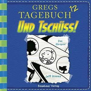 JEFF-KINNEY-GREGS-TAGEBUCH-12-CD-NEW