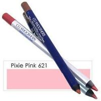 Lot Of 4 Cover Girl Smoothers Lip Liner - Pixie Pink 621