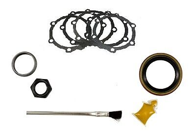 "1973-1988 GM 10.5/"" CHEVY 14 BOLT REAREND MINI BASIC INSTALL SHIM /& SEAL KIT"