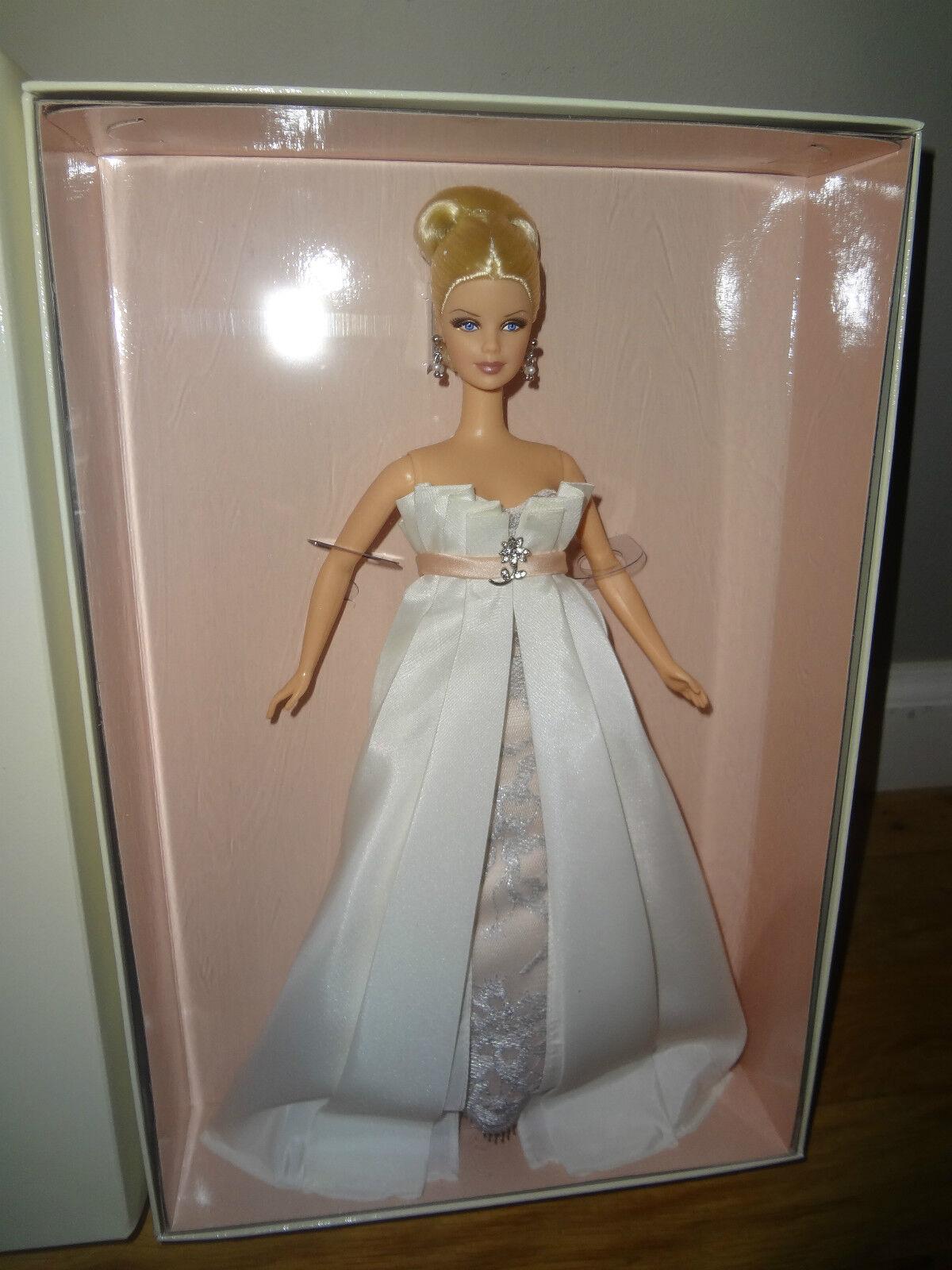Barbie 2012 Convención Nacional Eterna Muñeca Rubia Nrfb