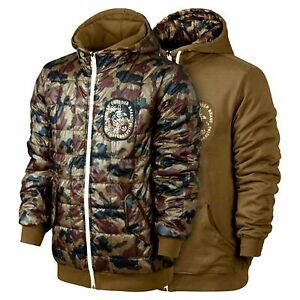 Northrup con 887227636294 grande capucha reversible chaqueta Poler Nike X pEnwRqzEF