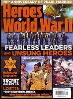 Heroes Of World War Ii Fall 2016 Fearless Leaders & Unsung Heroes Free Shipping