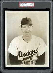 Duke-Snider-1947-Type-1-Original-Photo-PSA-DNA-1949-Bowman-Rookie-Card-Image