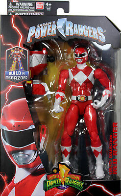 Power Rangers Classique ~ Red Ranger Legacy figurine ~ Mighty Morphin Power Rangers Morphin