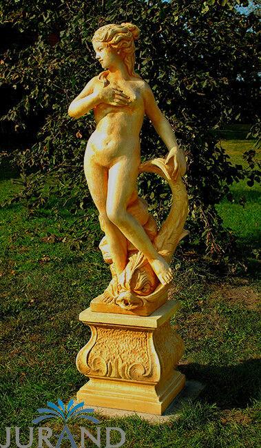 Zócalo Piedra para Figuras Esculturas Estatuas XXL Decoración de Jardín