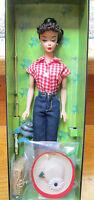 Mattel Barbie Collector Gold Label Doll 1959 Vintage Reproduction Picnic Set Toys