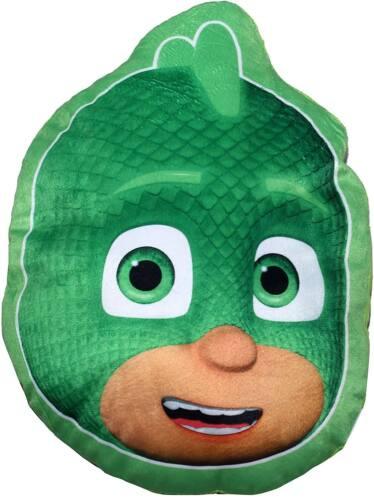 Neuf Officiel Enfants Gecko en forme de PJ Masque Coussin Oreiller