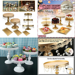 1-3-6Pcs-Set-Presentoir-Support-a-Gateau-a-Etage-Tournant-Decor-Mariage-Fete-FR