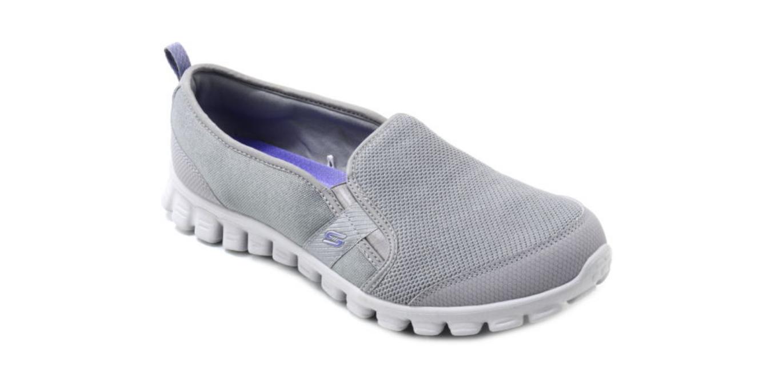 Nuevos Skechers EZ Flex 2 buen ánimo Mocasines para mujer mujer mujer 8 gris Envío Gratis  protección post-venta