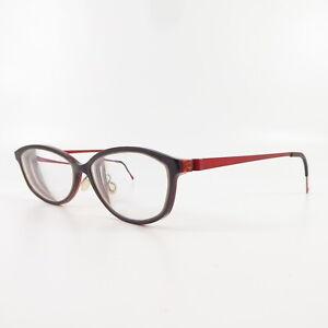 Brillenfassungen Fettiges Essen Zu Verdauen Augenoptik Aus Dem Ausland Importiert Lindberg Spirit Titanium 049-3494 Kompletter Rand D3336 Brille Brille Brille Um Zu Helfen